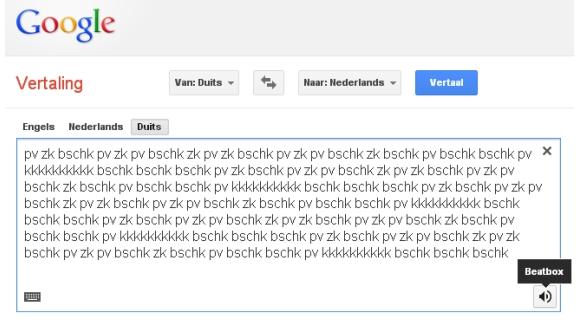 vertaal tekst nederlands frans