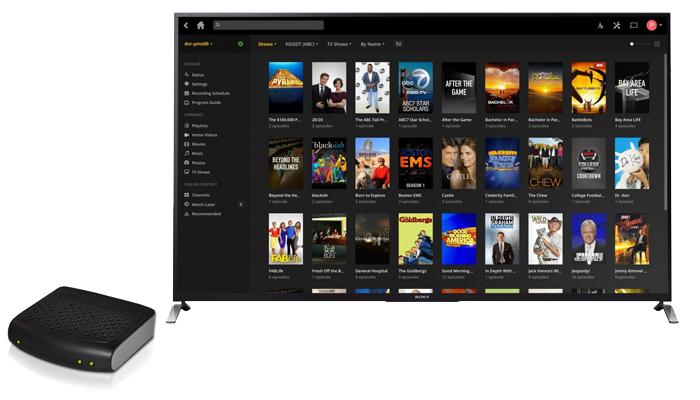 TV kijken via je mediaspeler met HD HomeRun | PCM