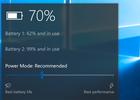 Windows 10 Insider Build 15014 brengt eBooks, energiebeheer in taakbalk