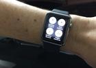 Zelfrijdende Tesla Model S op te roepen met Apple Watch
