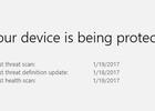 Dit wordt straks het nieuwe Security Center in Windows 10
