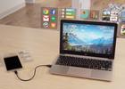 Superbook van Andromium maakt van Android-smartphone een laptop