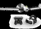 Parrot Disco-drone kost 1299 euro en wordt met VR-bril geleverd
