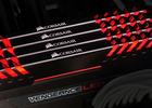 Corsair start verkoop lichtgevende Vengeance LED DDR4 RAM