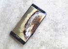 Galax Note 7 raakte oververhit door te grote accu