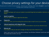 Microsoft en Consumentenbond botsen over privacy-instelling Windows 10