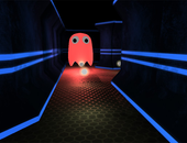 Pac Man als first person shooter online