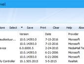 E-mail, drivers en browserinstellingen exporteren