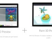 Paint 3D uit te proberen in Windows 10 Insuider Build 14971