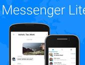 Facebook Messsenger krijgt Lite-app op Android