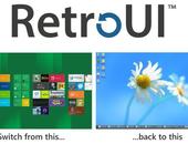 RetroUI haalt Metro UI uit Windows 8