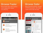 Privacy-vriendelijke browser Brave opnieuw uit voor Android en iOS