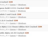 Crackersgroep 3DM stopt met illegaal aanbieden van pc-games