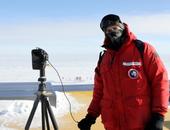 Antarctica op Google Street View