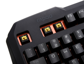 Review: Rapoo V700 mechanisch toetsenbord