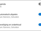 Zo verwijder je het meldingenscherm en Actiecentrum in Windows 10