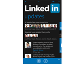 Linkedin voor Windows Phone