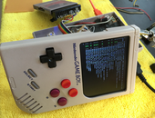 Man bouwt door Raspberry Pi aangedreven 'Game Boy Zero'