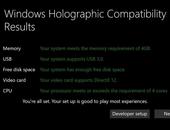 'Minder krachtige pc nodig voor vr-headsets Windows 10'