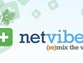 Een nieuwe start met Netvibes