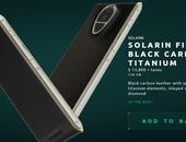 Solarin is extra beveiligde smartphone met pittig prijskaartje