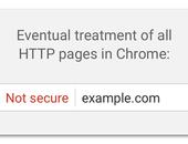 Nieuwe versie Chrome duidt http-sites aan als onveilig