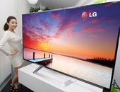CES 2012: LG toont 4K-tv van 84 inch