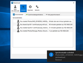Nextcloud instellen in Windows en Android