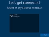 Nieuwe Windows 10-versie krijgt gestroomlijnde setup met spraakherkenning