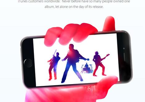 Apple schendt cookiewet met U2-push