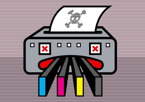 EFF: HP's inkt-tijdbom ondermijnt security
