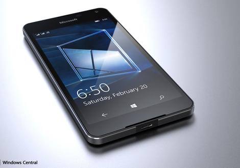 'Lumia 650 is de laatste Lumia van Microsoft'