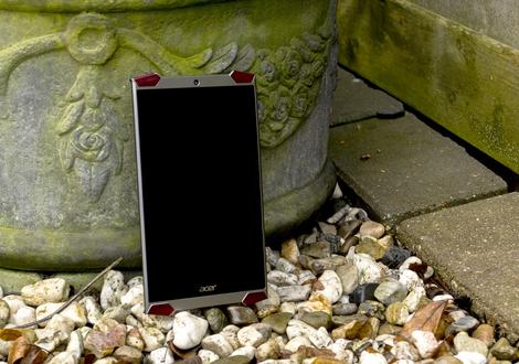 Review: De Acer Predator 8 is een krachtige gaming tablet met uniek design