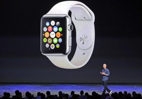 Dit is Apples smartwatch: de Apple Watch
