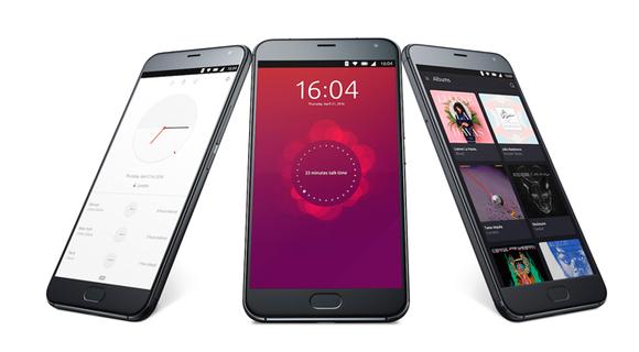 Meizu onthult krachtige Pro 5 Ubuntu Edition-smartphone