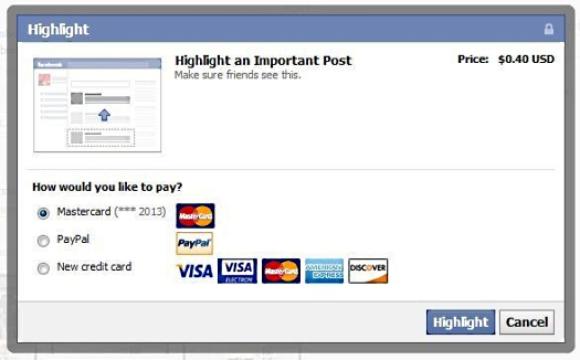 Nieuw: Facebook Important Posts