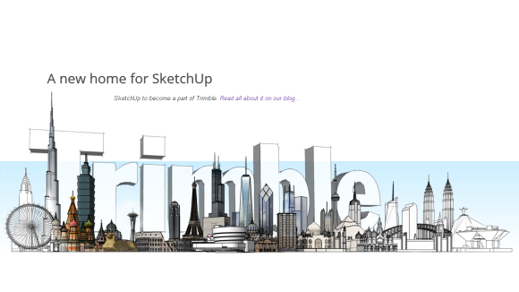 Google verkoopt SketchUp