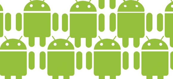 Nougat op 0,7 procent van Android-smartphones