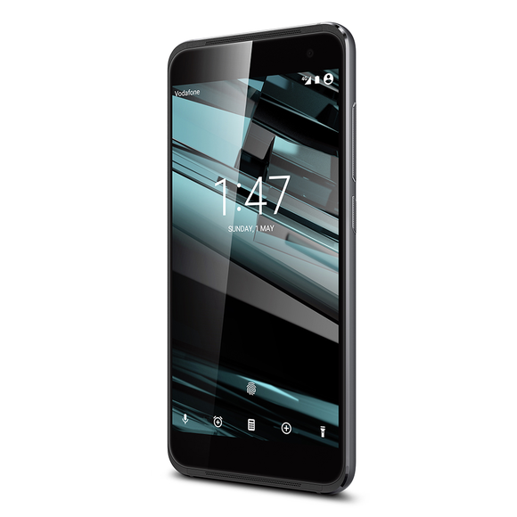 Vodafone Smart Platinum 7 ontmaskerd als Alcatel Idol 4S
