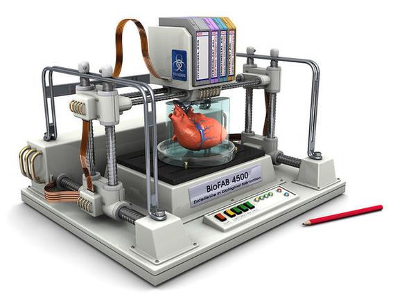 Maak je eigen 3D-bioprinter