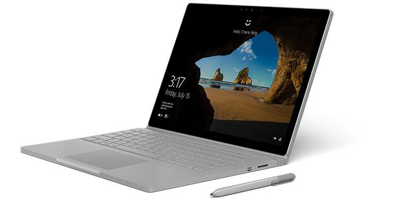 Nederlandse releasedatum en prijs Surface Book bekend