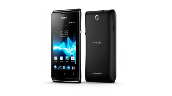 Sony introduceert Xperia E smartphone