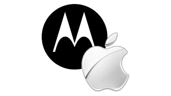 Google met Motorola tegen Apple