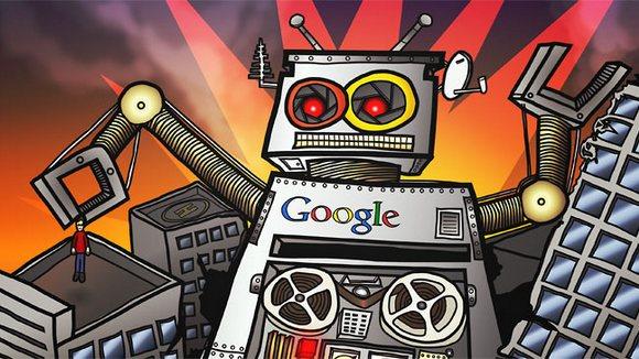 Google werkt aan intelligente robots