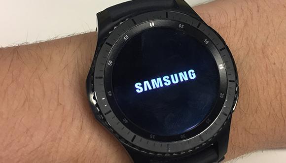 Samsung GearS nu ook op iOS