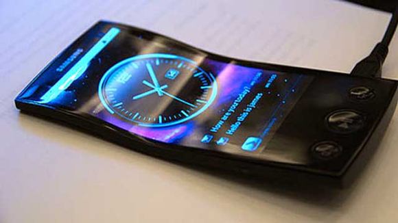 'Samsung Galaxy S4 krijgt misschien flexibel scherm'