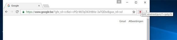 QUIC inschakelen in Chrome om sneller te browsen