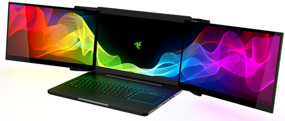 Project Valerie-laptop van Razer gestolen van stand CES