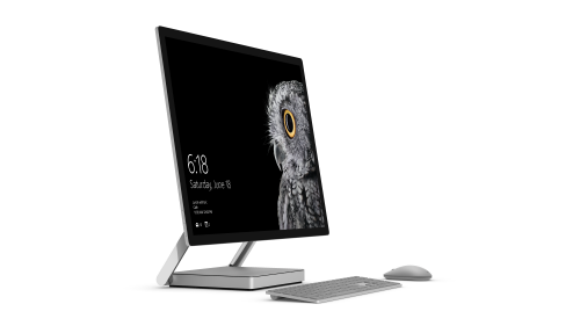 Microsoft kondigt all-in-one Surface Studio aan