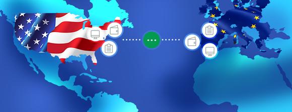 Privacybescherming door Privacy Shield, BCR's en modelcontracten